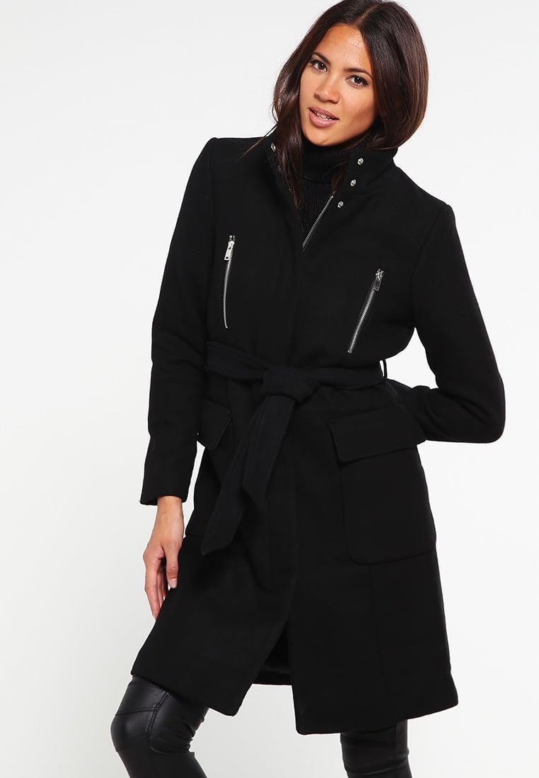 Vero Moda VMJOANA Manteau classique black, Manteau Femme Zalando: (Mode): Zalando Vero Moda VMJOANA Manteau classique black Vero Moda VMJOANA Manteau