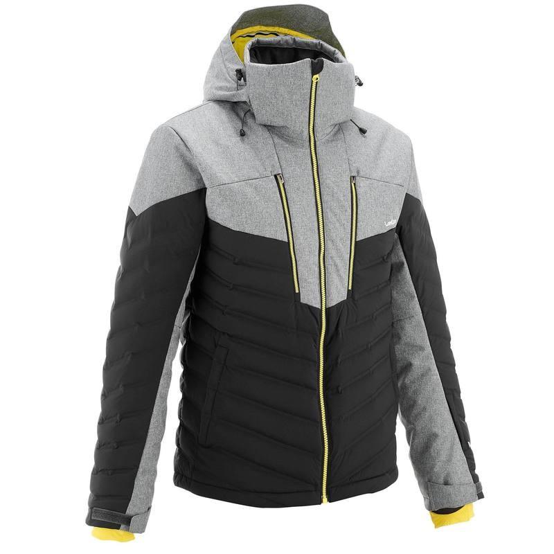 VESTE SKI HOMME SKI-P JKT 900 WARM H GRISE pas cher - Veste de Ski ... 85ee7407858