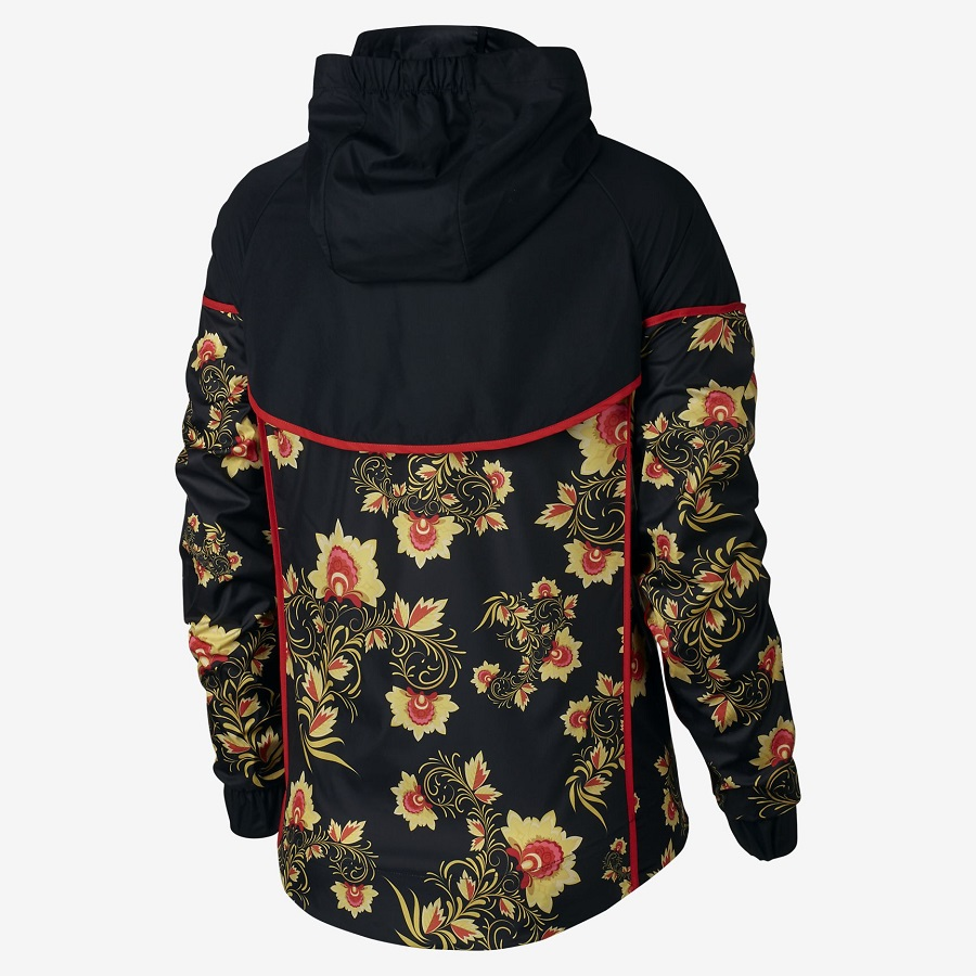 designer fashion great deals 2017 free delivery Nike Sportswear Veste imprimée Windrunner Floral - Veste ...