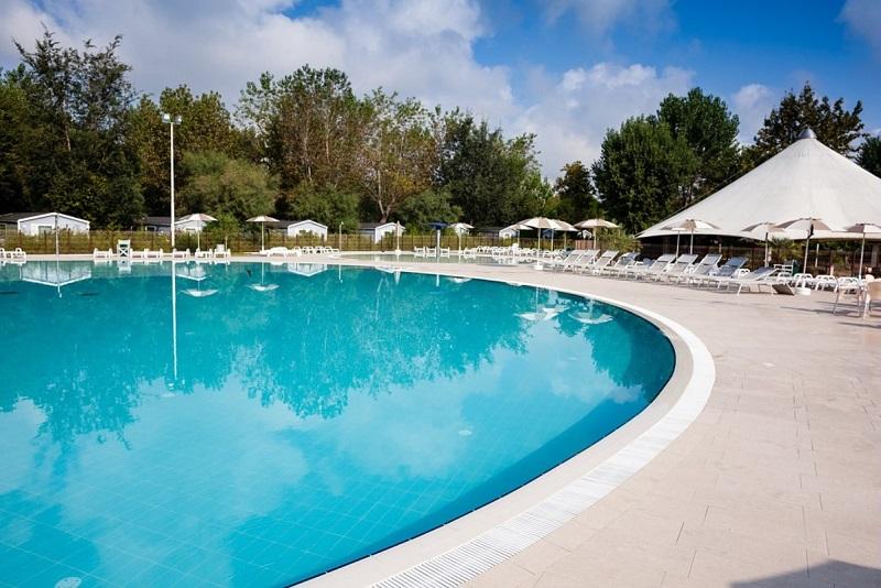 Camping Vigna Sul Mar 4*  à Lido Di Pomposa, Emilie Romagne en Italie - Homair Vacances