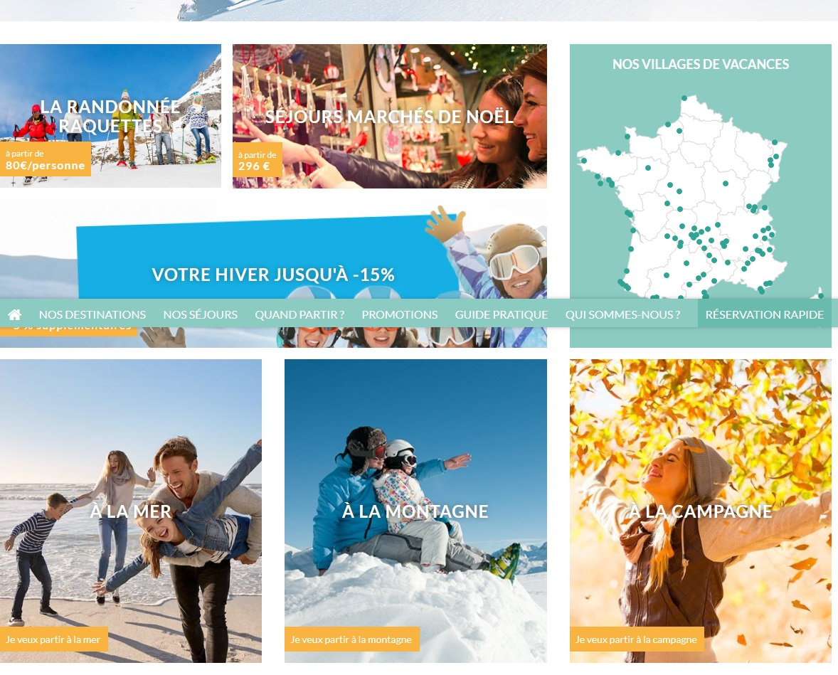 VVF Vacances Location Vacances France - VVF Vacances Village Vacances - VVF Vacances Club Vacances