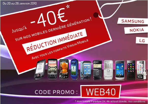 Virgin Mobile Vente Flash Mobiles Dernières Générations