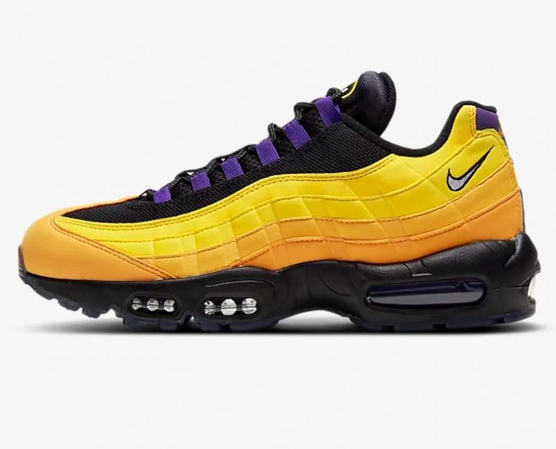 air max 95 jaune