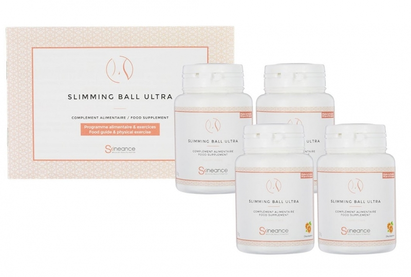 SLIMMING BALL ULTRA X4 Programme alimentaire minceur