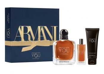 Coffret Emporio Armani Stronger With Intense You