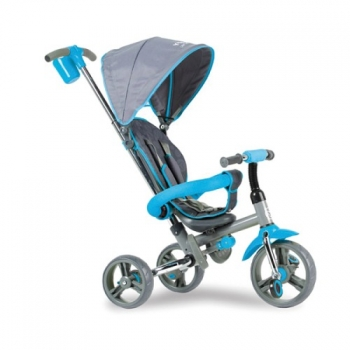 Tricycle Strolly Compact bleu Yvolution Oxybul