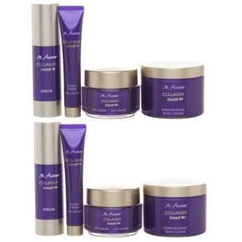 M Asam Magic Coffret collagen Boost lot de 2 - M6 Boutique