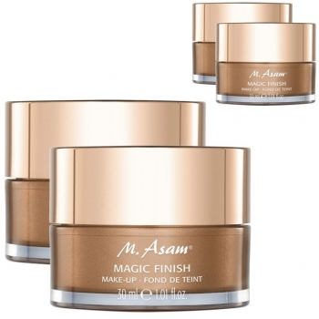 M Asam Magic Finish x4 Fond de teint - M6 Boutique