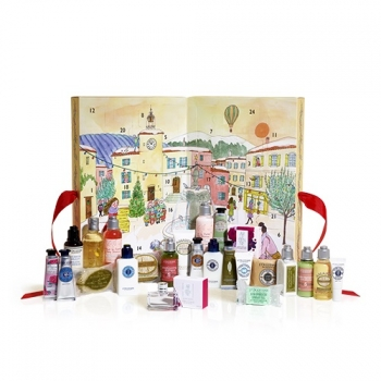 Calendrier de l'Avent L'OCCITANE x My Little Paris