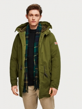 Parka classique Military Scotch & Soda
