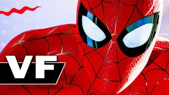 Bande Annonce SPIDER-MAN New Generation (2018) - Film d'Animation