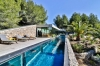 Location Villa ON THE ROCKS avec piscine privée à Bandol dans le Var