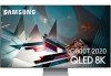 TV Samsung QE65Q800T QLED 8K Smart TV 163 cm Noir 2020
