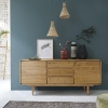 Commode en bois de mindy vintage 180